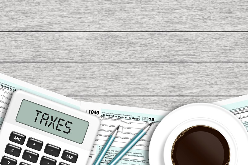 Tax Credits updates required this month