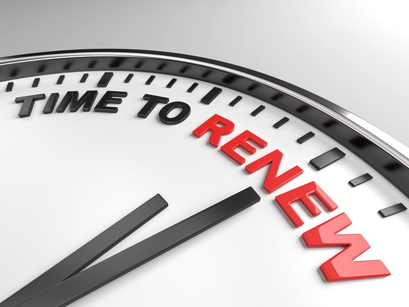Final reminder to renew tax credit awards