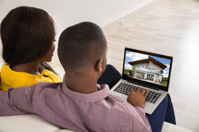 Property income split for couples