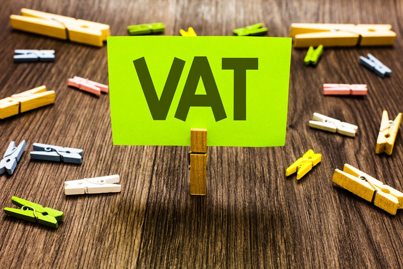 VAT and overseas goods sold to customers in the UK