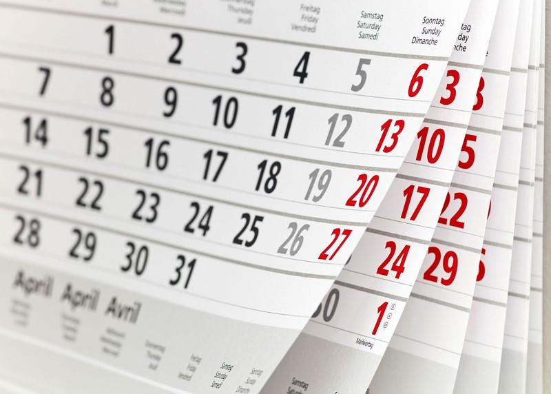 Tax Diary March/April 2021