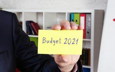 Budget Summary – March 2021